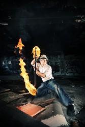 Feuerfuchtel