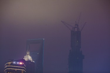Shanghai WIP