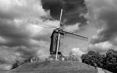 Körnige Mühle