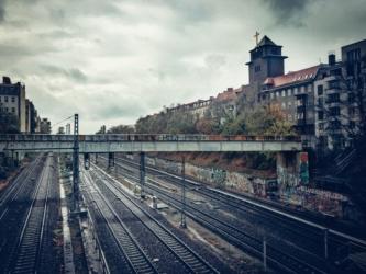 Berlin, Schönhauser Allee