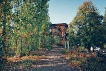 Nordbahnhof Brücke